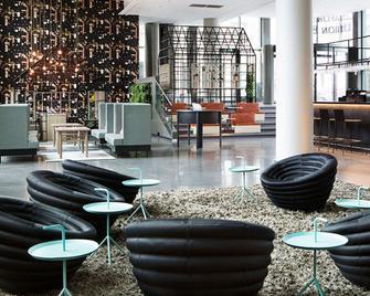 Comfort Hotel Union Brygge - Drammen - Drammen - Salónek