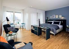 The Flag Oskar M. - Frankfurt am Main - Bedroom