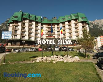 Hotel Silva Busteni - Busteni - Edificio