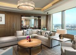 Shangri-La Hotel Nanjing - Nanjing - Living room