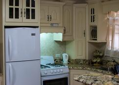Hopeville Apartments - Bridgetown - Kitchen