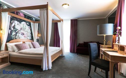 德國酒店 - 柯赫姆 - 科赫姆 - 臥室