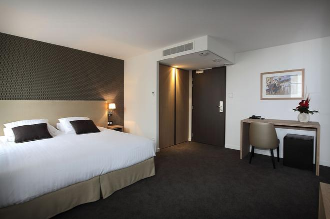 La Nivelle - Sare - Schlafzimmer