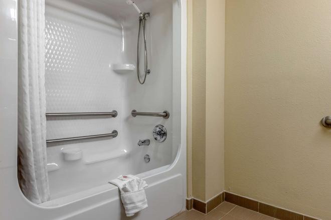 Comfort Suites - Johnson City - Salle de bain