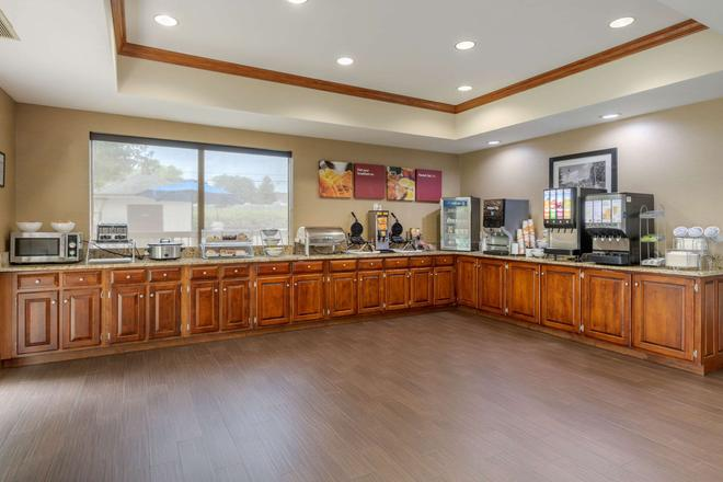 Comfort Suites - Johnson City - Buffet