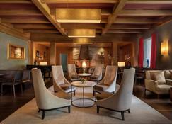 Waldhaus Flims Wellness Resort, Autograph Collection - Flims - Lounge