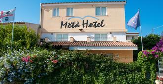 Métà Hotel - Santa Teresa Gallura - Edificio