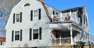 Heathwood Inn - Bar Harbor - Edificio