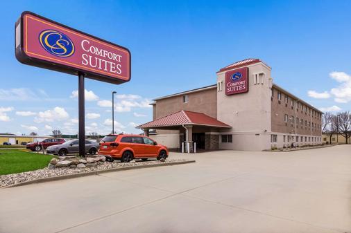 Comfort Suites - Sioux Falls - Toà nhà