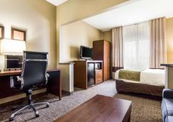 Comfort Suites - Sioux Falls - Phòng ngủ