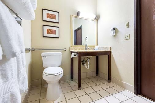 Comfort Suites - Sioux Falls - Phòng tắm