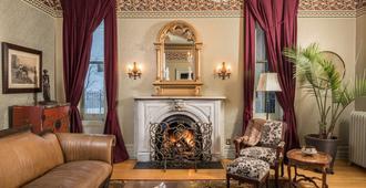 The Livingston Inn - Madison - Sala de estar