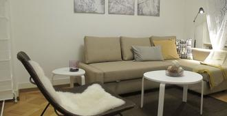 Zurich Furnished Apartments - ציריך - חדר שינה