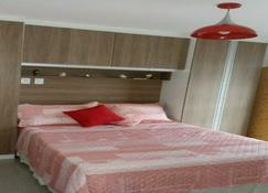 Beautiful apartment facing the sea on the most beautiful waterfront of the northeast - Aracaju - Bedroom