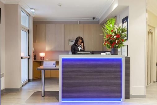 艾菲爾旅遊蒂姆飯店 - 巴黎 - 櫃檯