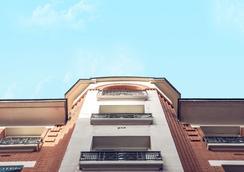 艾菲爾旅遊蒂姆飯店 - 巴黎 - 建築