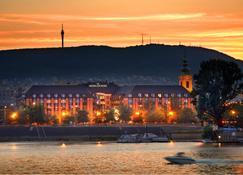 The Aquincum Hotel Budapest - Budapest - Building