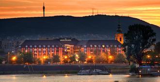 The Aquincum Hotel Budapest - בודפשט - נוף חיצוני