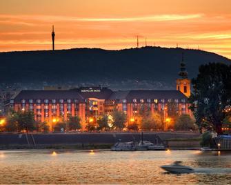 The Aquincum Hotel Budapest - Budapest - Gebäude