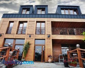 Pokoje Goscinne Pod Jabloniami - Augustów - Gebäude