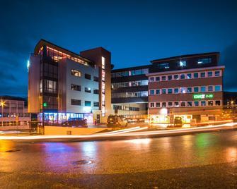 Magic Hotel Solheimsviken - Bergen - Building