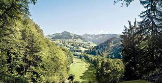 Hotel Restaurant Spa Rosengarten - Kirchberg in Tirol - Lounge