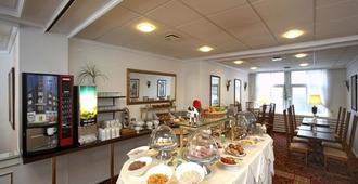 Milling Hotel Windsor - Odense - Bufé