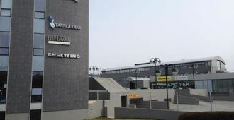 Sport Hostel Reykjavík - Reikiavik - Edificio