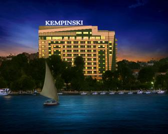 Kempinski Nile Hotel, Cairo - Каїр - Building