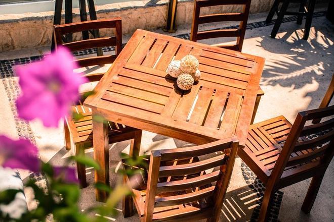 Hotel Sayab 5ta Avenida - Playa del Carmen - Βεράντα