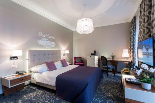 Hotel Schweizerhof Luzern - Λουκέρνη - Κρεβατοκάμαρα