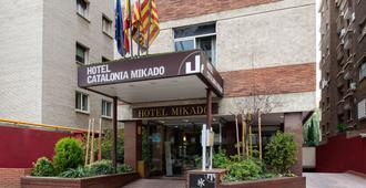 加泰羅尼亞天皇酒店 - 巴塞隆拿 - 巴塞羅那 - 建築