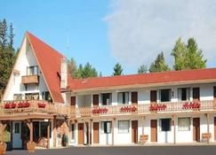 Rodeway Inn - Lake Placid - Edificio