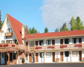 Rodeway Inn - Lake Placid - Κτίριο