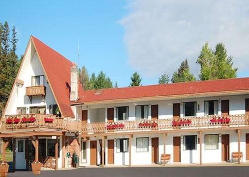 Rodeway Inn - Lake Placid - Toà nhà