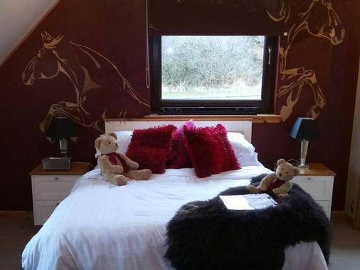 Gleann an Ronnaich Bed and Breakfast - Portree - Bedroom