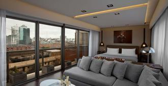 Hotel Madero Buenos Aires - בואנוס איירס - חדר שינה