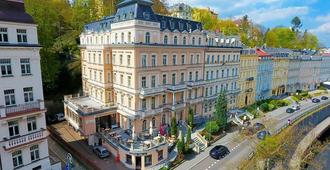 Humboldt Park Hotel and Spa - Κάρλοβυ Βάρυ - Θέα στην ύπαιθρο