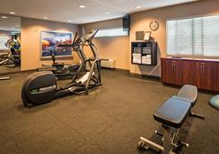 Executive Inn & Suites Embarcadero Cove - Oakland Waterfront - Oakland - Gym