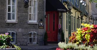 Hôtel Marie-Rollet - Quebec - Vista externa