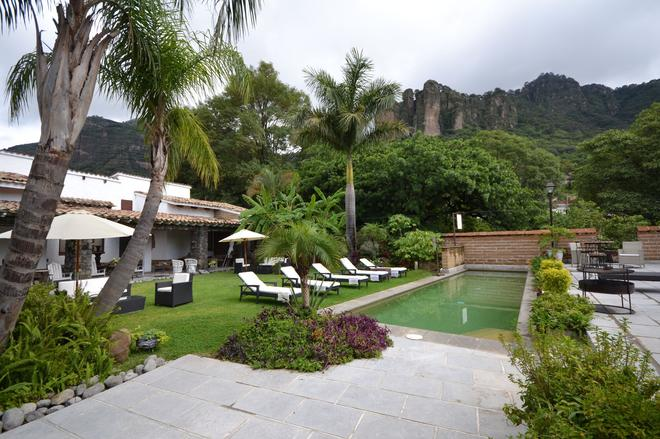Rustika Spa Hotel Boutique - Tepoztlán - Pool