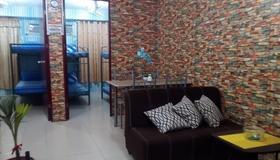 Samanakan's Condotel - Manila - Sala de estar