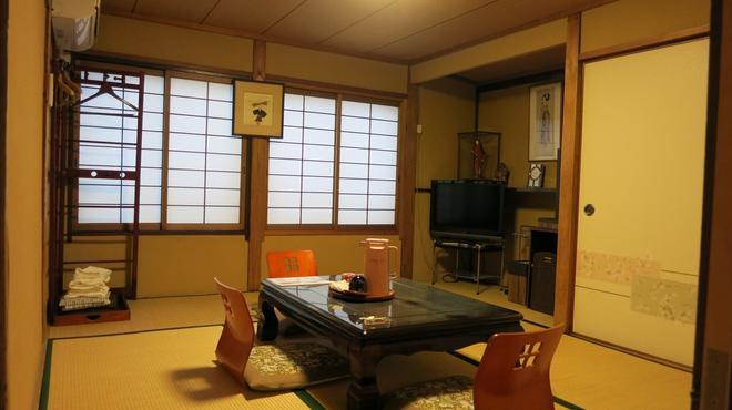 Fujiya Ryokan - Kioto - Ruokailuhuone