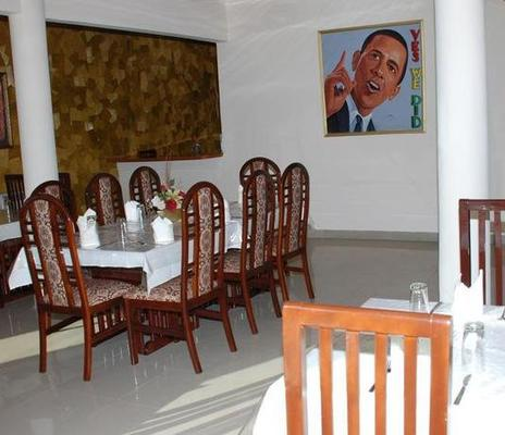 Hotel Obama - Accra - Dining room