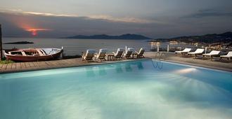 Tharroe of Mykonos - Mykonos - Pool