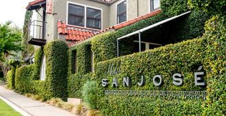 Hotel San Jose - Austin - Edificio