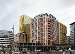 كلاريون هوتل ذا هوب - أوسلو - مبنى