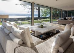 La Reserve Geneve Hotel and Spa - Bellevue - Living room
