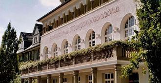 Mintrops Stadt Hotel Margarethenhöhe - אסן - בניין