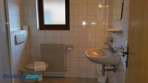 Haus Kirchmaier - Pertisau - Bathroom